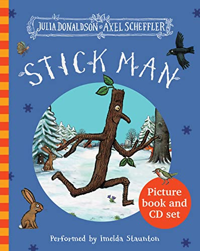 Stick Man Book & CD from Alison Green Books