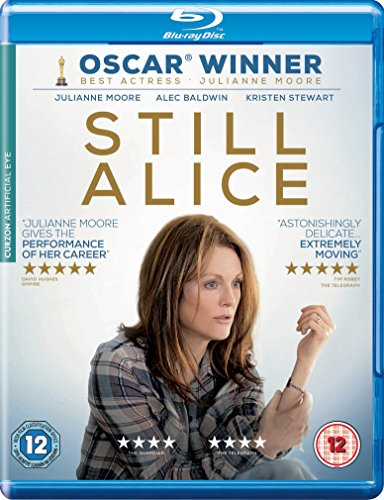 Still Alice [Blu-ray] from Curzon Film World