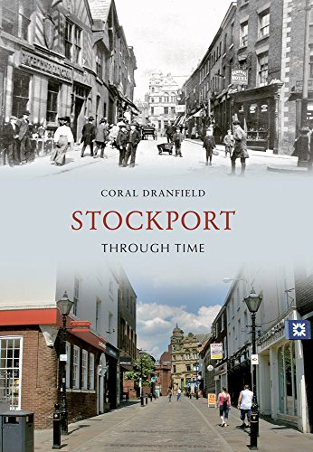 Stockport Through Time from Amberley Publishing