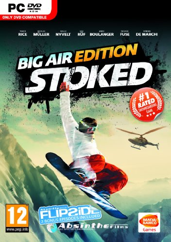 Stoked - Big Air Edition (PC DVD) from Namco
