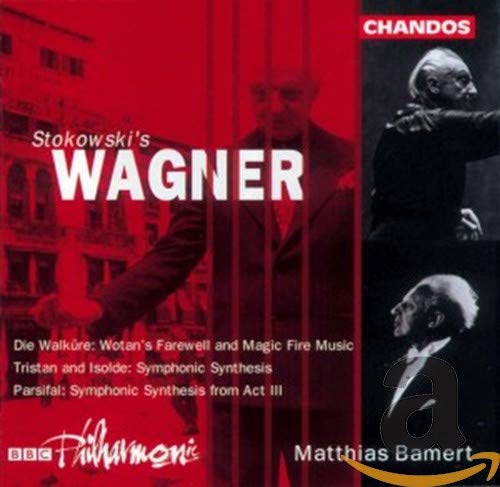 Stokowski's Wagner from CHANDOS GROUP
