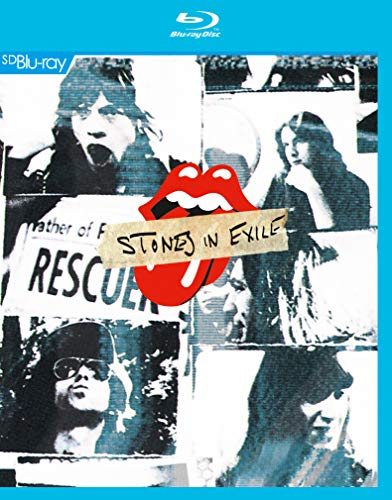 Stones In Exile [Blu-ray] [2014] from Eagle Rock