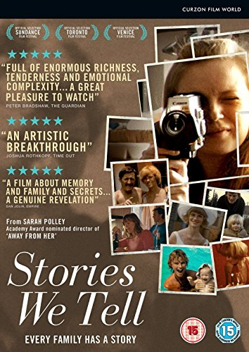 Stories We Tell [DVD] from Curzon Film World