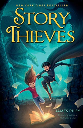 Story Thieves, Volume 1 from Aladdin Paperbacks