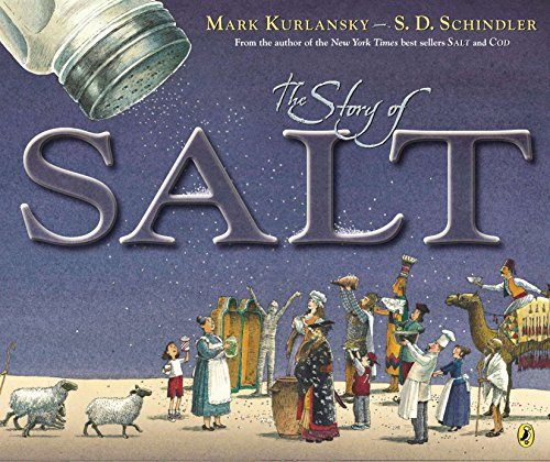 Story of Salt, The from Puffin Books