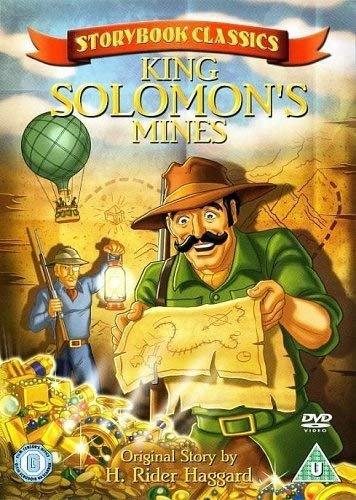 Storybook Classics: King Solomon's Mines [DVD] from Pegasus