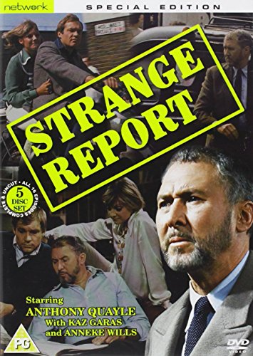 Strange Report Complete [DVD] from Network