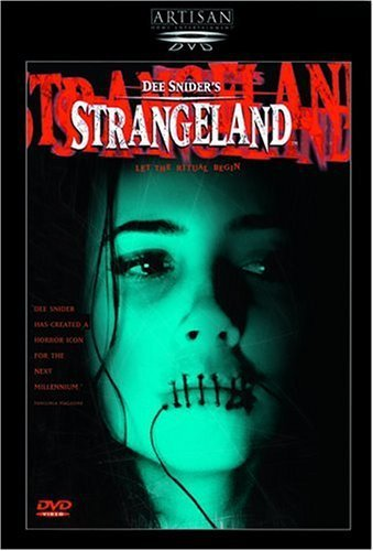 Strangeland [DVD] [1998] [Region 1] [US Import] [NTSC] from Lions Gate Home Entertainment