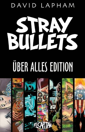 Stray Bullets Uber Alles Edition from Image Comics