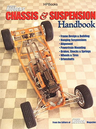 Street Rodder's Chassis & Suspension Handbook from HPBOOKS