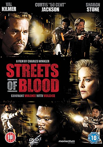 Streets of Blood [DVD] from Entertainment One