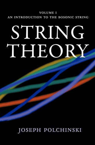 String Theory: Volume 1 from Cambridge University Press