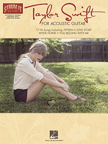 Strum it Guitar: Taylor Swift from Hal Leonard