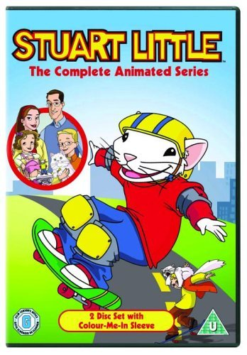 Stuart Little: The Complete Animated Series [DVD] [2017] from Sony Pictures Home Entertainment