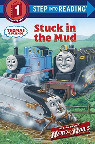 Stuck in the Mud (Thomas & Friends) (Step Into Reading - Level 1 - Quality) from Random House Books for Young Readers
