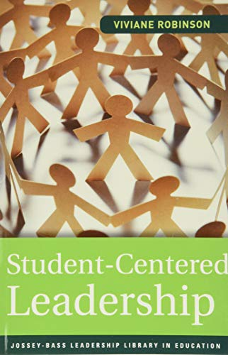 Student–Centered Leadership: 15 (Jossey-Bass Leadership Library in Education) from Jossey-Bass