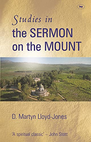 Studies in the sermon on the mount from IVP