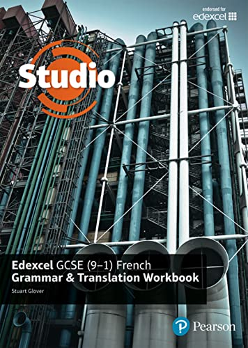 Studio Edexcel GCSE French Grammar and Translation Workbook from Pearson Education Limited