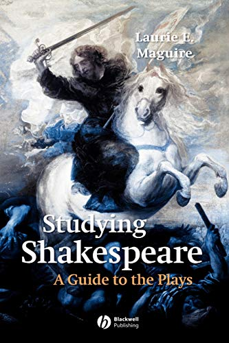 Studying Shakespeare: A Guide to the Plays from John Wiley & Sons