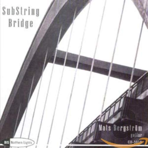 Substring Bridge (Bergstrom) from Bis