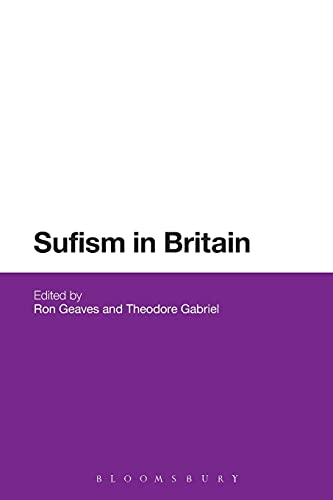 Sufism in Britain from Bloomsbury 3PL