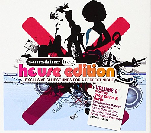 Sunshine Live House Edition Vol. 6