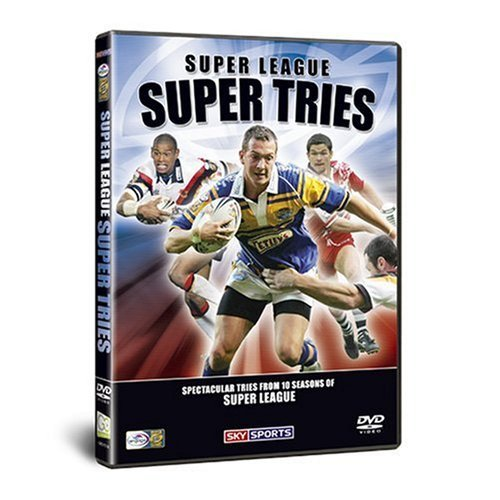 Super League - Super Tries [DVD] from SH123