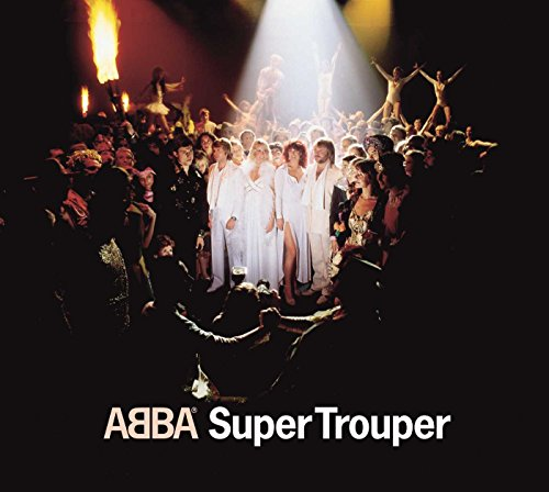 Super Trouper from POLYDOR