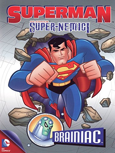Superman - Super-Nemici - Brainiac from CD