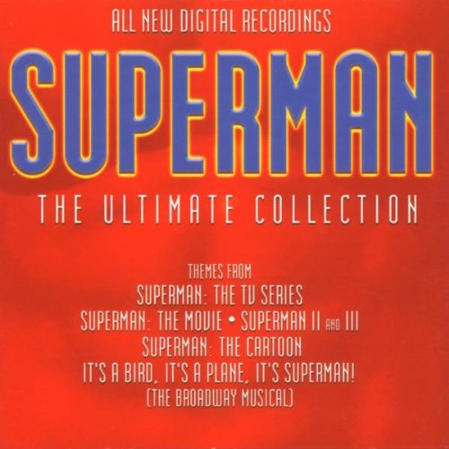 Superman - The Ultimate Collection (OST)