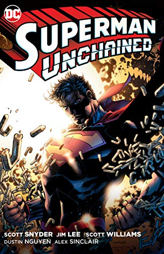 Superman Unchained TP (The New 52) from DC Comics