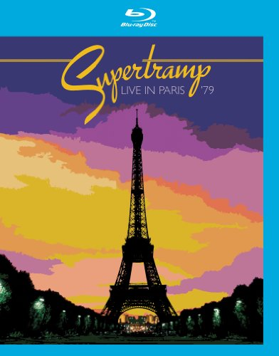 Supertramp: Live In Paris '79  [Blu-ray] [2012] [Region Free] from Warners