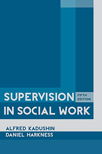 Supervision in Social Work from Columbia University Press