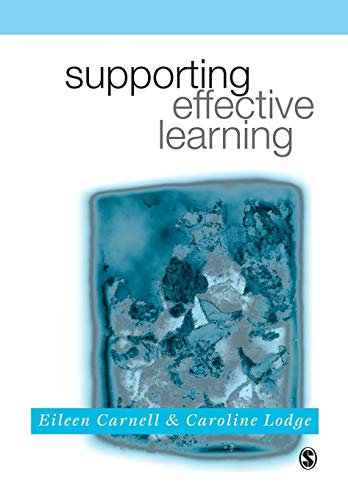 Supporting Effective Learning from Sage Publications Ltd