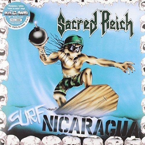 Surf Nicaragua + Alive At The Dynamo [VINYL]