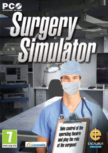 Surgery Simulator Extra Play (PC DVD) from Excalibur Games