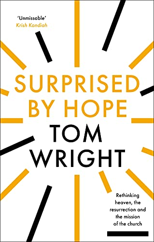 Surprised by Hope from SPCK Publishing