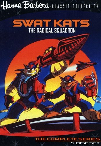 Swat Kats: The Radical Squadron [DVD] [1993] [Region 1] [US Import] [NTSC] from Warner Manufacturing