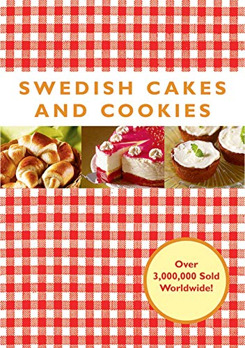 Swedish Cakes and Cookies from KLO80