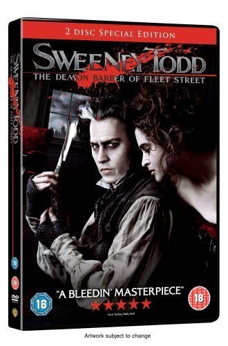 Sweeney Todd - 2 Disc Special Edition from Warner Bros