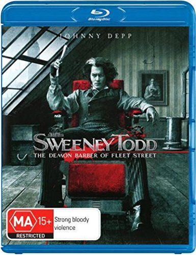 Sweeney Todd: The Demon Barber of Fleet Street (2007) from Unbranded