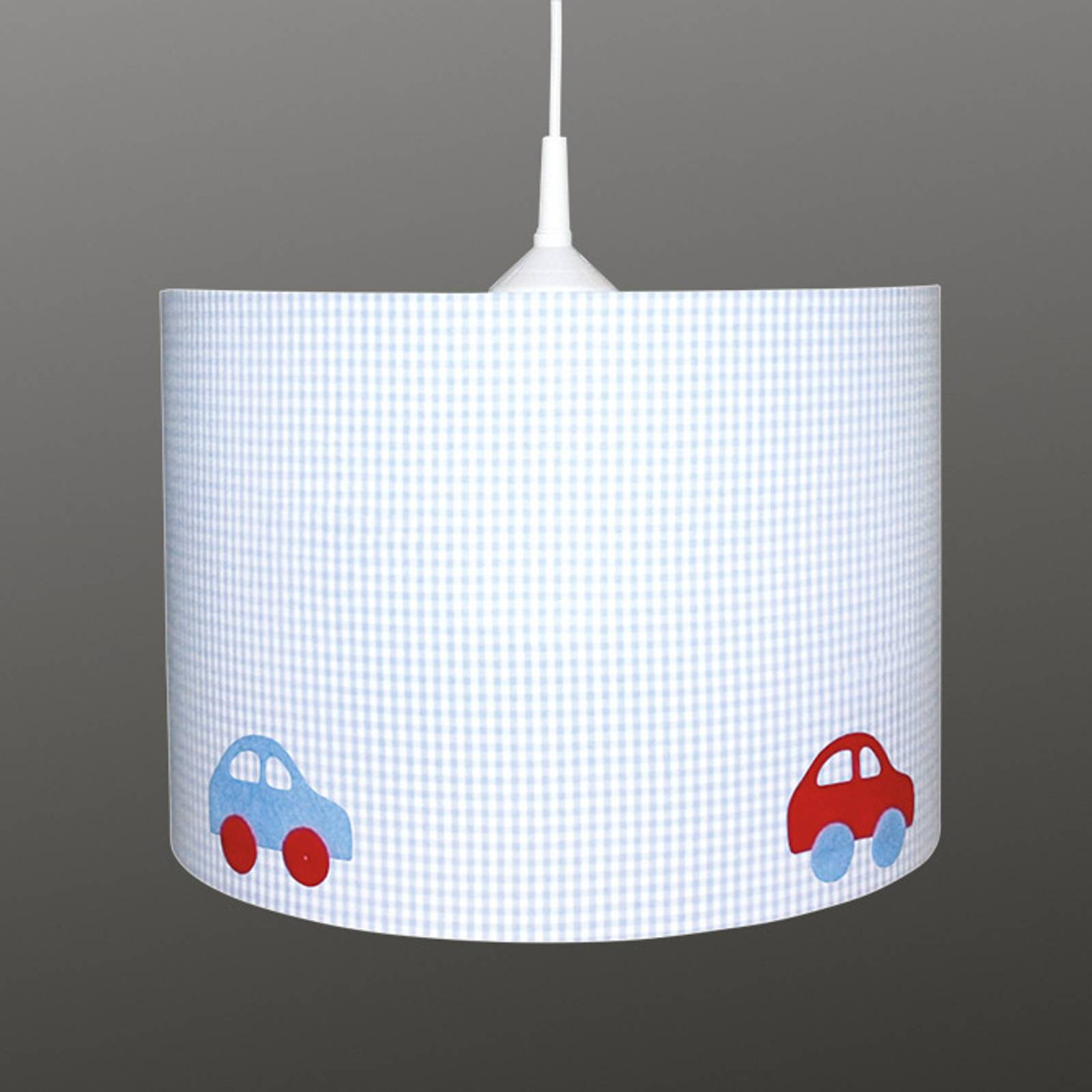 Sweet Car pendant light from Waldi-Leuchten