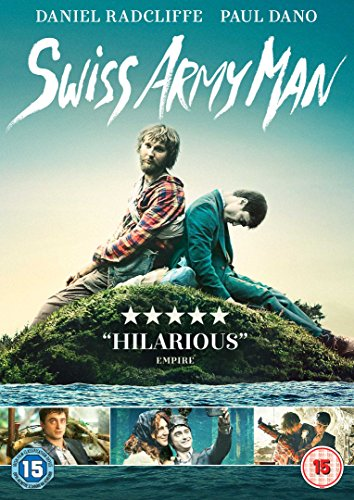Swiss Army Man [DVD] [2017] from Lions Gate Home Entertainment
