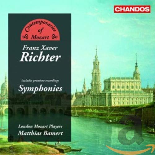 Symphonies from CHANDOS GROUP