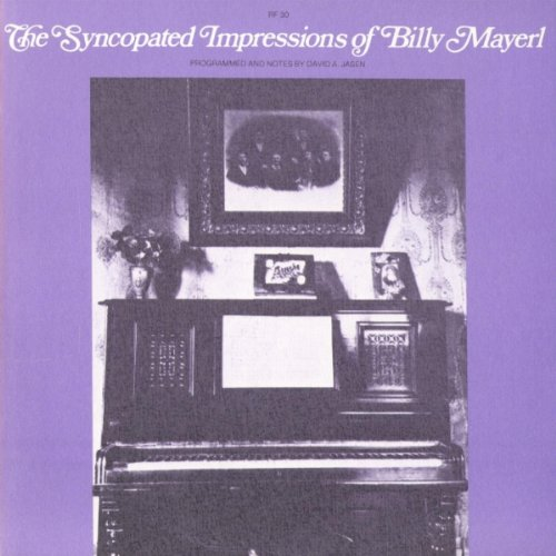 Syncopated Impressions of Billy Mayerl