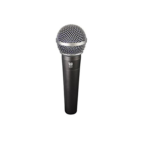 TGI TGIM20 Dynamic Microphone with Cable and Pouch from TGI