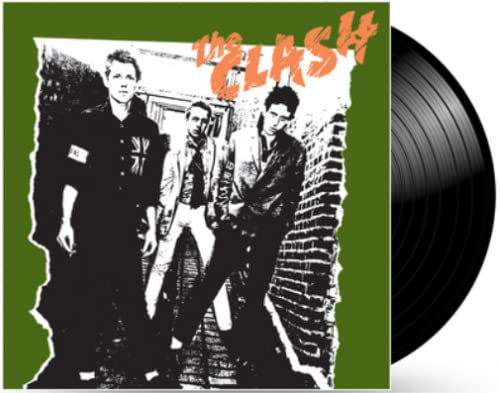 THE CLASH [VINYL] from SONY MUSIC UK