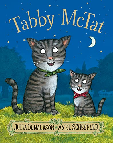Tabby Mctat from Scholastic