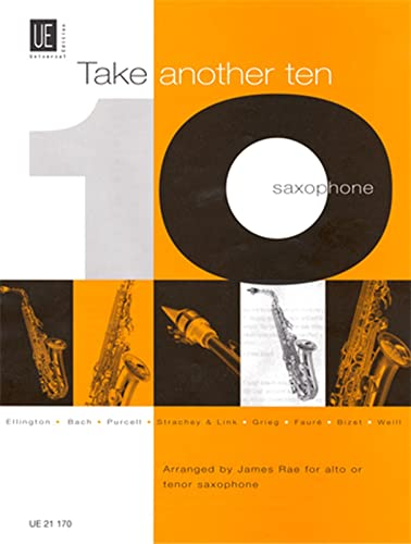 Take Another Ten Alto Sax/Pian from Universal Edition