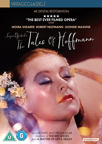 Tales Of Hoffmann - Special Edition * Digitally Restored [DVD] [1951] from Studiocanal
